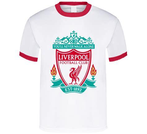 Liverpool 8 T Shirt liverpool football logo t shirt