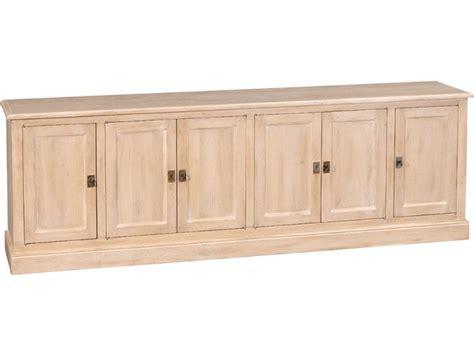 Low Cabinet With Doors Grange 1904 6 Door Solid Oak Low Cabinet Longlands