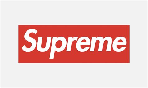 supreme box logo supreme box logo history here s everything you need to