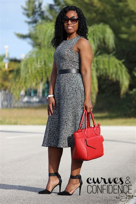 Midi Dress For Work midi dress how to dress professional for work how curvy