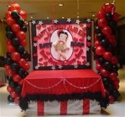 Betty Boop Decorations by 1000 Images About Burlesque On Betty Boop