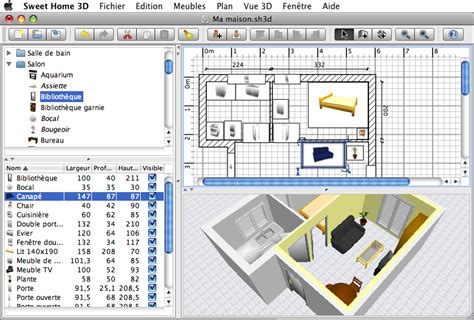 home design 3d app for mac sweet home 3d mac os x freeware download