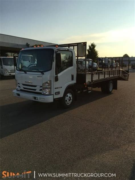 isuzu npr landscape trucks for sale used trucks on