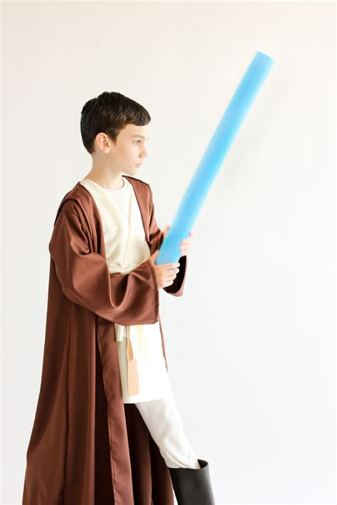 tutorial jedi costume star wars obi wan costume tutorial