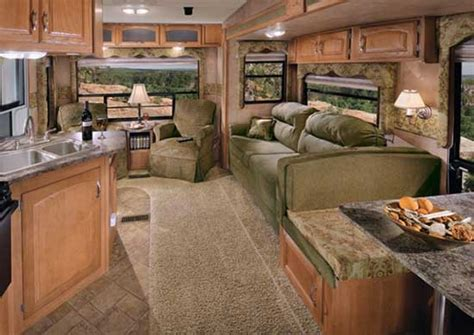 Cougar Trailers Floor Plans by Living Room Astounding Front Living Room 5th Wheel 2012