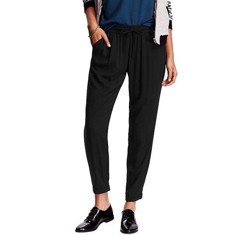 Celana Wanita Soft onp02 celana wanita celana panjang celana santai