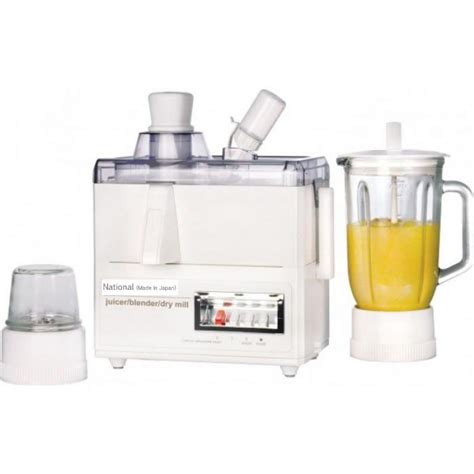 Blender Juicer 7 In 1 national jpn 176 powerful juicer blender grinder 3in1 in