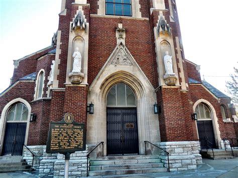 File The Evangelist Church Covington Kentucky St S Catholic Church Covington Ky Reflections