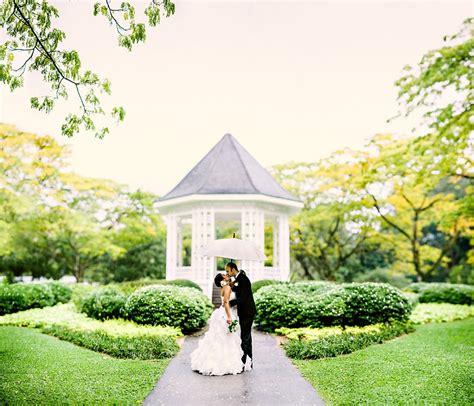 Villa Halia Botanic Gardens G S Wedding At Villa Halia Singapore Botanic Gardens Singapore Wedding Photographer