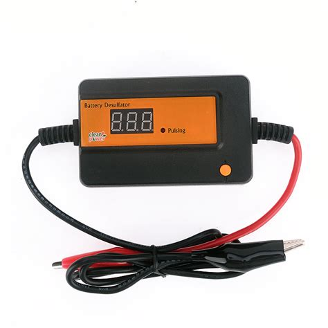 Car Auto Pulse Battery Desulfator For BOATS CARS AND