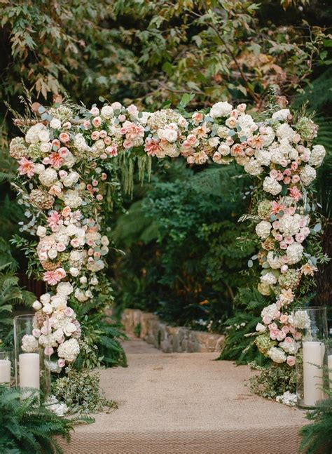 Wedding Arch With Flowers best 20 wedding arch flowers ideas on floral