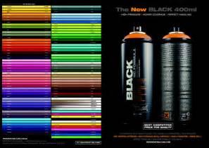 montana black 400ml spray paint cold krush store