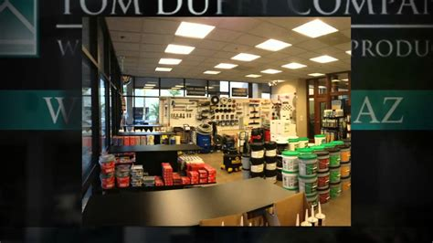 tom duffy company floor supply store in az