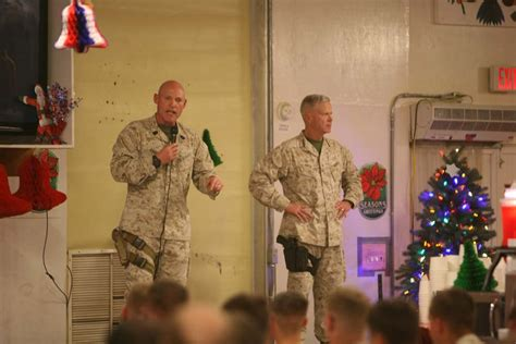 cmc smmc spend christmas with servicemembers in