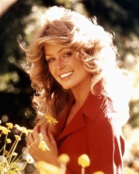 Farrah Fawcett Hairstyles by Farrah Fawcett S Hairstyles Pays Tribute To The Farrah Of