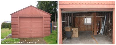 turns historic garage into house garage turned mini home downsize my space
