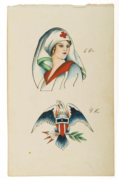 1930s tattoo designs from the maritime museum 180 s collection of approximately 170