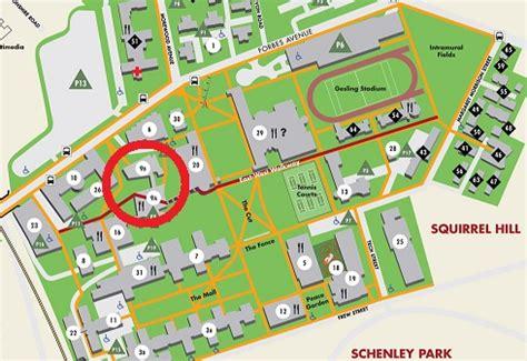 cmu map sigmetrics 2013 venue