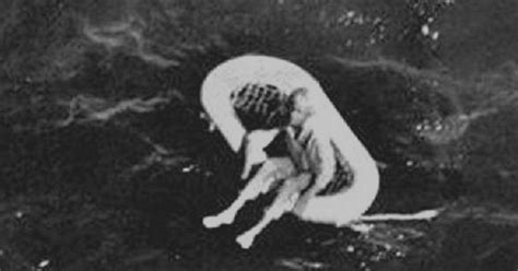 girl found on boat in 1961 in 1961 this little girl was found adrift at sea fifty