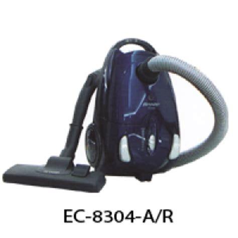 sharp vacuum cleaner ec 8304 a r spesifikasi dan harga