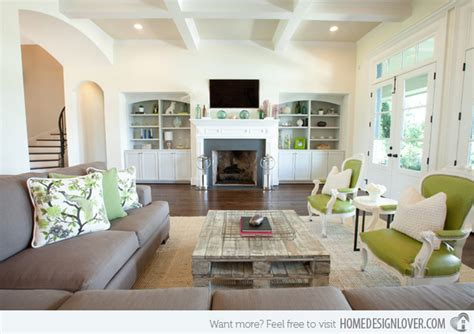 15 lovely grey and green living rooms home design lover 15 lovely grey and green living rooms home design lover