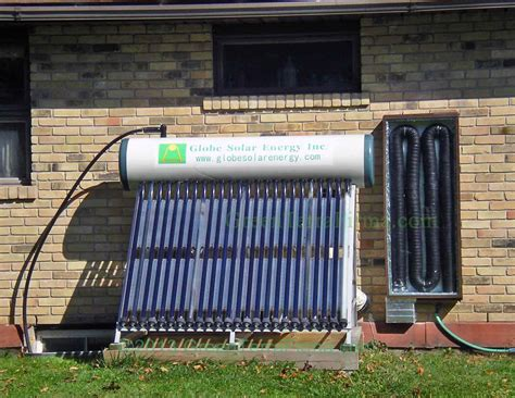 Hse Solar Water Heater diy heat exchanger water to air diy do it your self