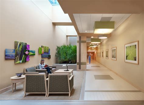 healthcare designed interior design architecture for