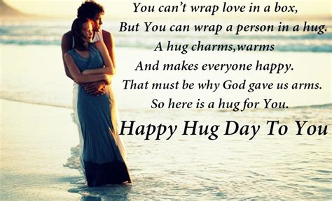 hug day quotes hug day quotes for him images poems messages