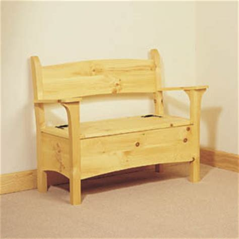 wood bench with storage plans free woodworking plans bench with storage woodproject