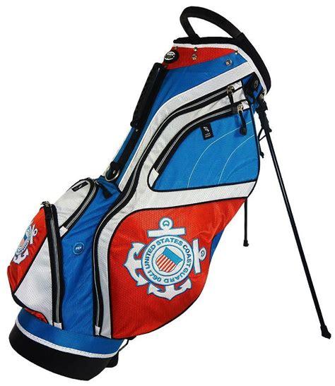 us coast guard stand golf bag golf club bags