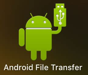 android file transfer centos - Android File Transfer