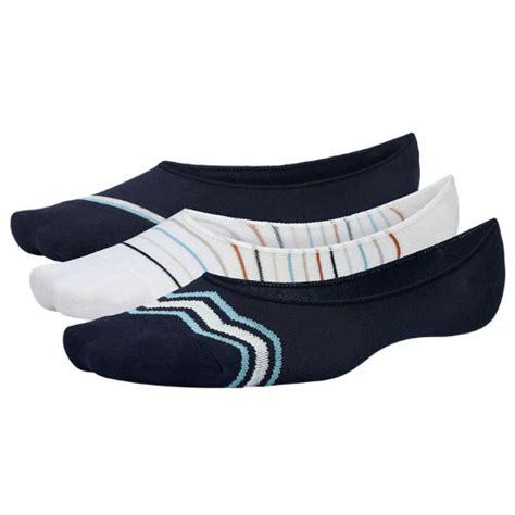 boat shoes socks men s cooling boat shoe liner socks 3 pack timberland