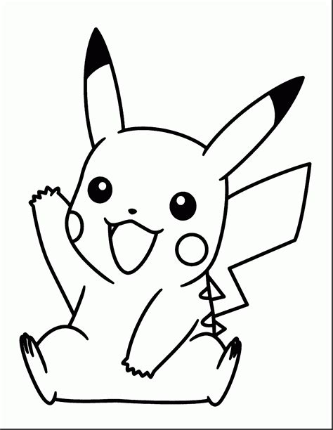 pikachu coloring pages pdf pokemon pdf kids coloring europe travel guides com