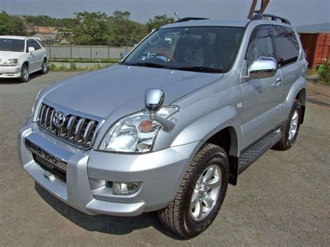 2006 Toyota Prado For Sale 2006 Toyota Land Cruiser Prado Photos 2 7 Gasoline