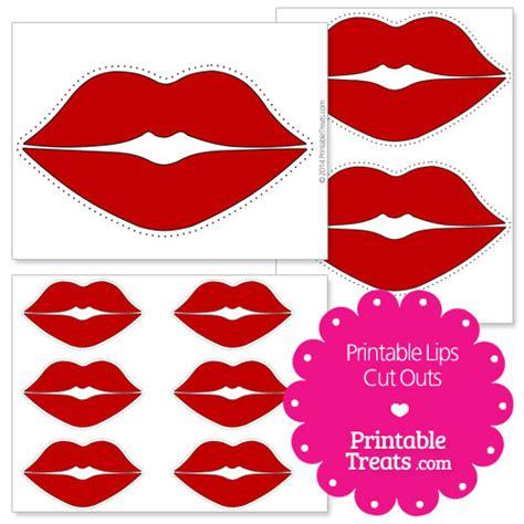 best photos of photo prop printable lips free printable printable lips cut outs from printabletreats com