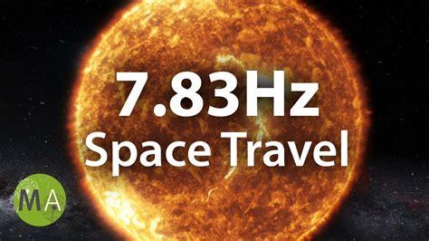 Schumann Resonator 7 83hz schumann resonance 7 83hz alpha relaxation isochronic tones space travel