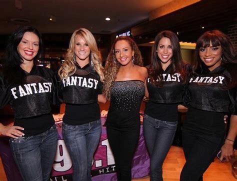 public house las vegas fantasy ladies celebrate monday night football and grand opening of public house las