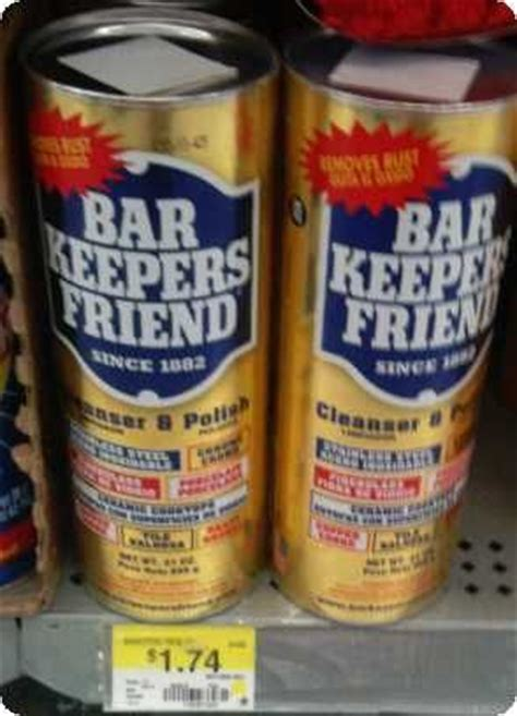 Bar Keepers Friend Stove Top by 17 Best Images About Stove Top Cleaner On
