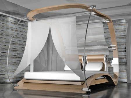 letto baldacchino moderno il letto a baldacchino moderno arredamento x arredare la