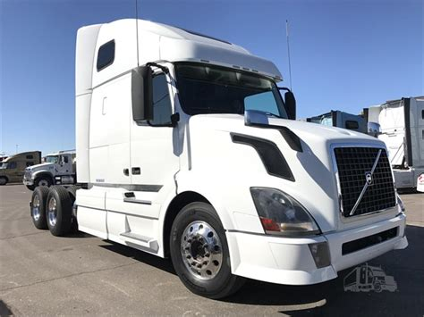 volvo freight trucks 2013 volvo vnl64t670 for sale 49 000 machinery