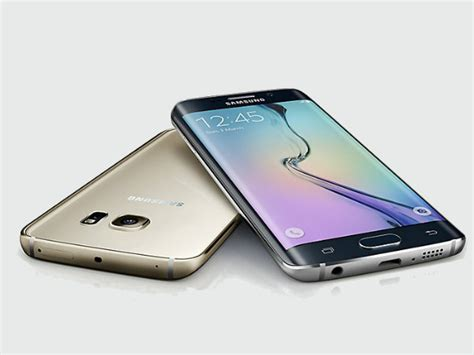 Samsung S6 Edge Update samsung rolling out android 7 0 nougat update to galaxy s6 and s6 edge gizbot news