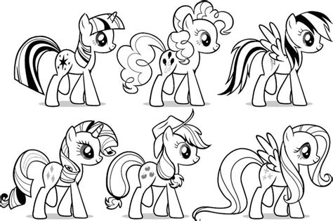 My Pony Characters Coloring Pages My Little Pony Coloring Pages Applejack Gianfreda Net