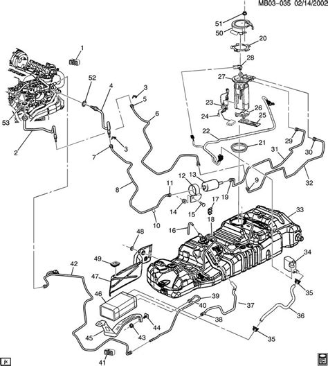 buick rendezvous diagram buick rendezvous gas tank parts diagram buick auto wiring diagram
