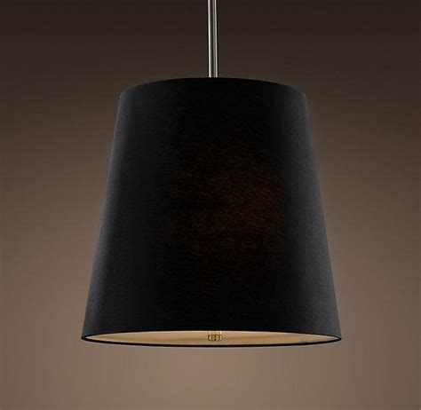 Chandelier Restoration Hardware Pendant Lighting Ideas Nice Sample Black Drum Pendant