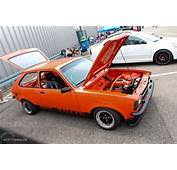 Opel Kadett C City Performance In Orange  AUTOTUNINGDE