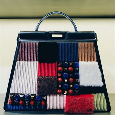 Fendi Fall 2007 Bags by Preview Of Fendi Fall Winter 2015 Bag Collection Spotted