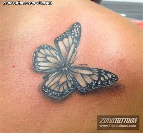 imagenes tatuajes mariposas tatuaje alexgallo mariposas insectos tattoo tattooskid