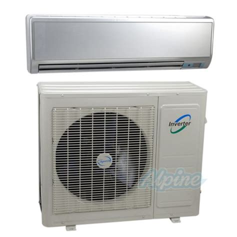 comfort aire mini split comfort aire vmh09sd 1 9 000 btu 0 8 ton 19 seer ductless