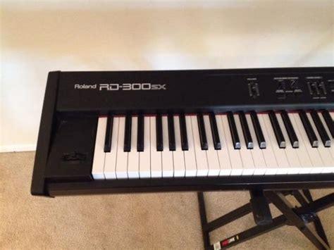 Keyboard Roland Rd 300sx roland rd 300sx digital piano keyboard reverb