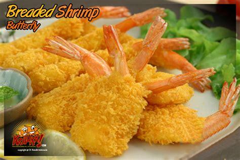 produk breaded shrimp butterfly jual frozen food